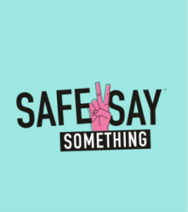 Safe2Say Logo - An initiative to promote reporting concerning issues